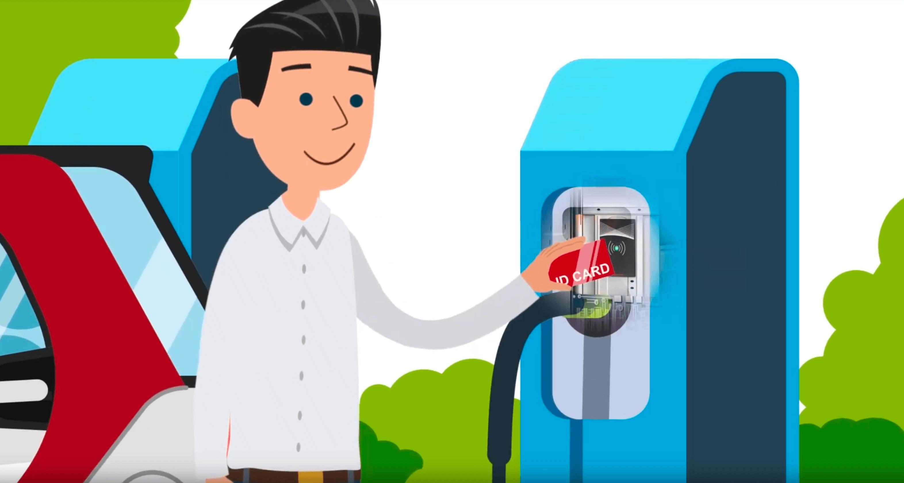 RFID-Technologie ist praktisch und überall im modernen Alltag zu finden. Für den Technologieführer ELATEC haben wir die Möglichkeiten der Access Control mit dem TWN4 SLIM als Erklärfilm im Comic-Style umgesetzt.
